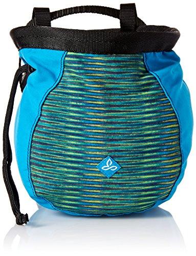 prAna Women's Large Chalk Bag With Belt, One Size, Cove Ziggie (Prana Chalk Bag)