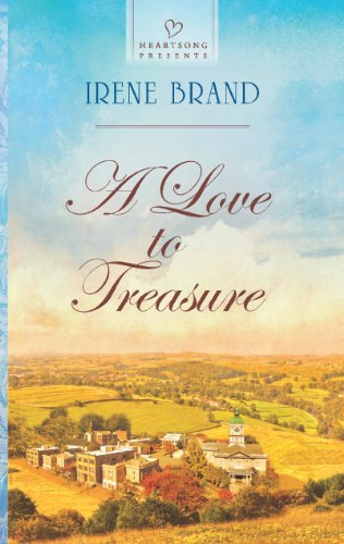 book cover of A Love to Treasure