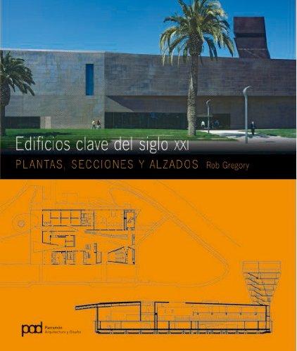 EDIFICIOS CLAVE DEL SIGLO XXI (Spanish Edition)