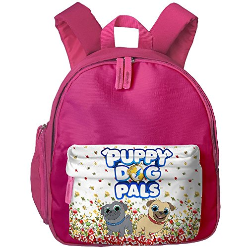 Ssuac Yi66 Puppy Dog Lovely Pals Unisex Kids Ideal Children Backpack School Travel Shoulder Bags (Disney 4-in-1 Rock)