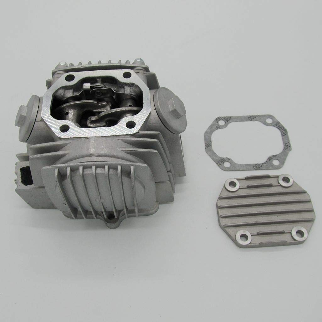 perfk Engine Cylinder Barrel Head Kit For Lifan 110cc ATV Pit Pro Dirt Bike