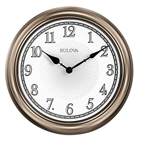 Bulova Light Time Wall Clock product image