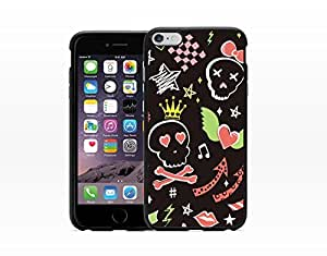 Skull Pattern Iphone Case for Iphone 6s