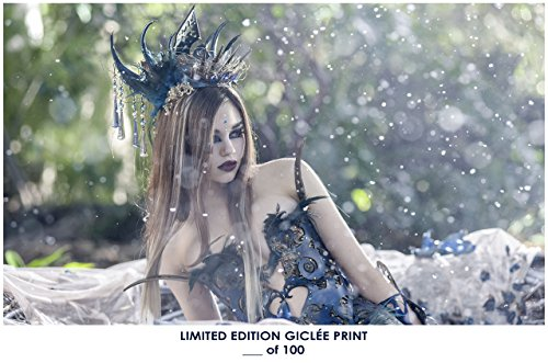 Lost Posters RARE POSTER thick INDIA EISLEY limited 2018 REPRINT #'d/100!! 12x18 by Lost Posters