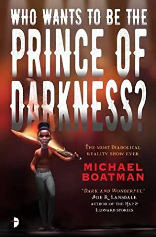 book cover of Who Wants to be The Prince of Darkness?