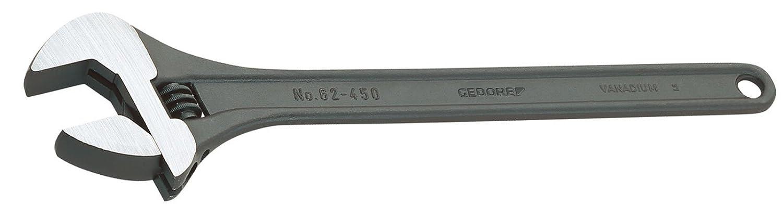 GEDORE 62 P Einmaulschl/üssel verstellbar 12