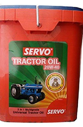Servo Tractor Oil 20 W-40: Amazon in: Car & Motorbike