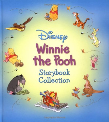 Disney's: Winnie the Pooh Storybook Collection (Disney Storybook Collections) (Winnie The Pooh Storybook)