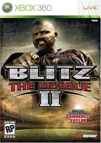 Blitz: The League II - Xbox 360 by Midway