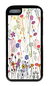 A Variety Of Beautiful Flowers Cases For iPhone 5C - Summer Unique Wholesale 5c Cases