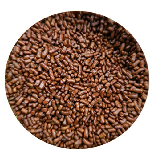 - OUZ123 Natural Bitter Whole Peel Black Buckwheat Tea Rich Wheat-Flavored mak hoeng fu kiu caa 麥香黑苦蕎茶 15oz