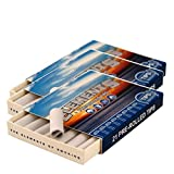 Elements Ultra Thin Rolling Papers - Pre-Rolled Tips (3 Packs)