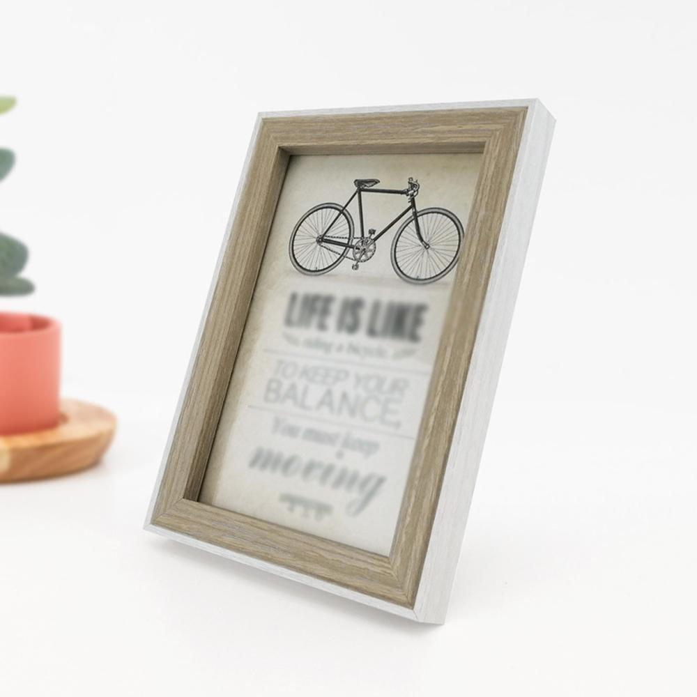 Kaige marco dela foto Foto marco madera maciza para niños marco retro marco de madera marco cuadro decorativo marco portaretrato colgante pared foto fra ...