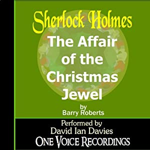 The Affair of the Christmas Jewel Audiobook