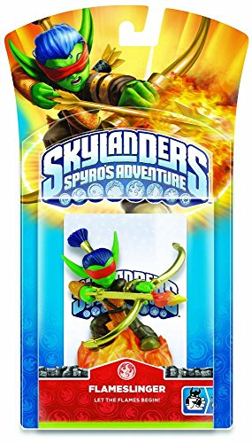 Activision Skylanders: Spyro'S Adventure - Character Pack Flameslinger (Wii/Ps3/Xbox 3...