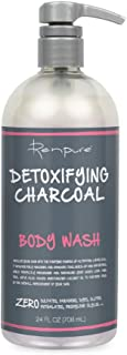 product image for Renpure Detoxifying Charcoal Body Wash, 24 Ounce