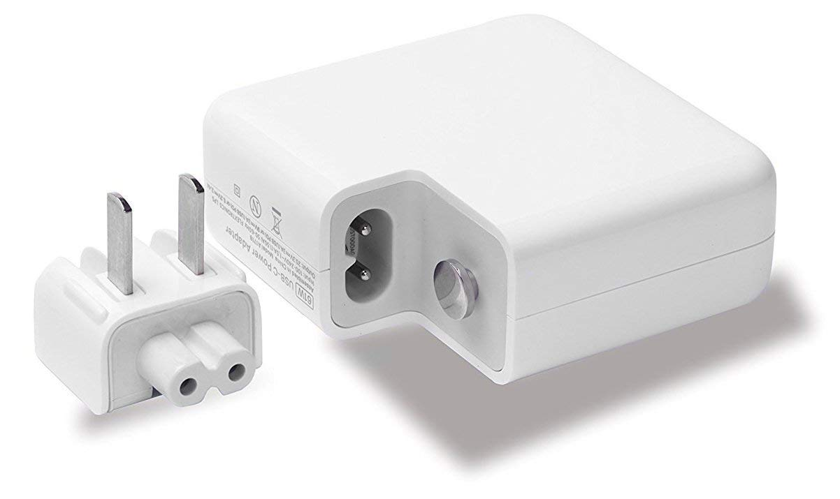 61W USB-C Power Adapter Charger, with USB-C to USB-C Charge Cable by E EGOWAY (Image #2)