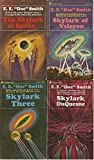 The Complete Skylark (Skylark of Space, Skylark of Valeron, Skylark Three, Skylark Duquesne)