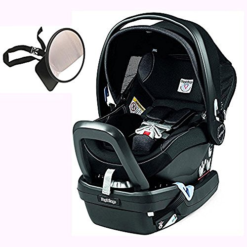 Peg Perego Primo Viaggio Nido Car Seat with Load Leg Base w/