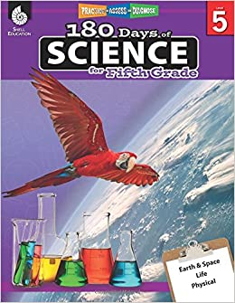 Amazoncom 180 Days Of Science For Fifth Grade 180 Days Of