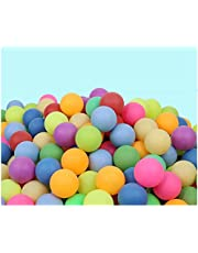 10 pk table tennis ping pong balls (Pack of 1 Color random)