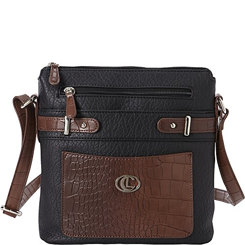 aurielle-carryland-croco-belting-north-south-crossbody-black-brown