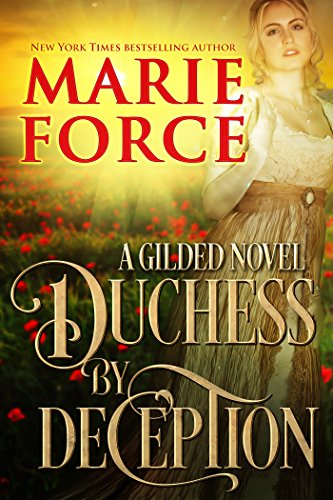 Duchess by Deception (Gilded Series Book 1) (English Edition)