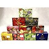 5 paquets de Soex Hookah-Shisha Flavours [5 boîtes Se x 50 g chacun] Adresse électronique de saveurs surtida préférés ou choisir une variété.
