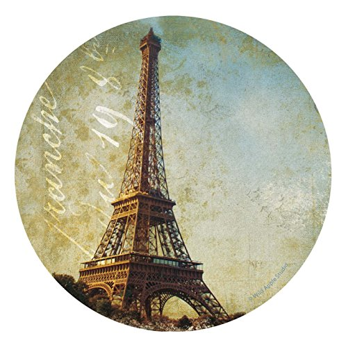 Thirstystone Stoneware Coaster Set, Golden Age of Paris