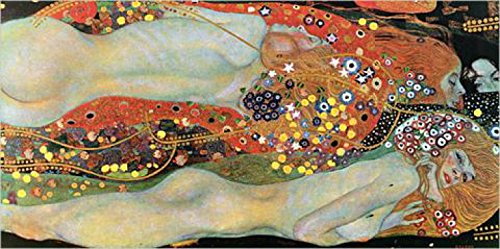 Posters: Gustav Klimt Poster Art Print - Water Serpents Ii, C. 1907
