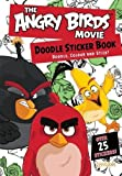 Angry Birds Movie Doodle Sticker Book