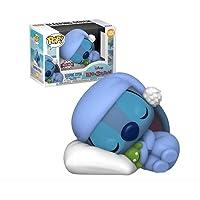 Funko POP! Disney #1050 - Sleeping Stitch Vinyl Figure – Special Limited Edition Exclusive **FUNKOFILIA STORE**
