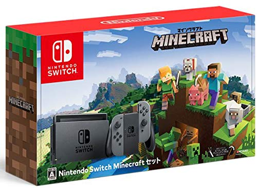 Nintendo Switch本体 Minecraftセット