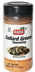 Badia Collard Greens Seasoning 6 oz