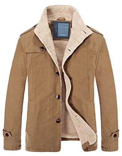 reflective work coats insulated - 5