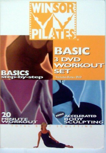 Winsor Pilates Workout Accelerated Sculpting product image