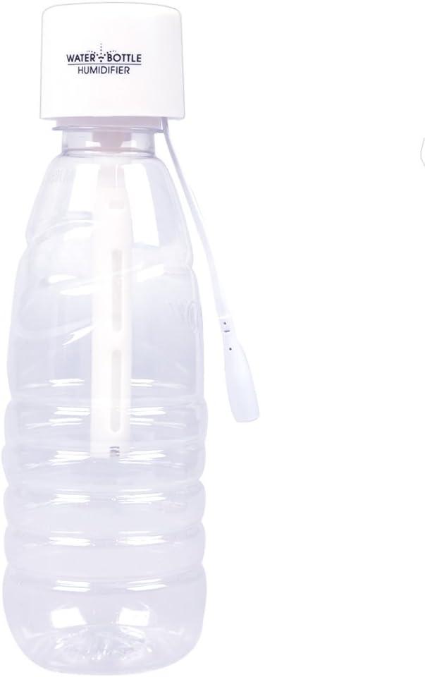 Portable USB Water Bottle Caps Humidifier Car Air Moist