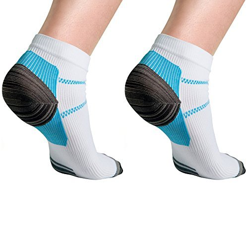 Picture of a Plantar Fasciitis Compression Socks 744430696043