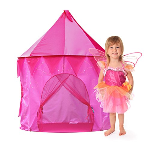 (GigaTent Princess Tower Play Tent)