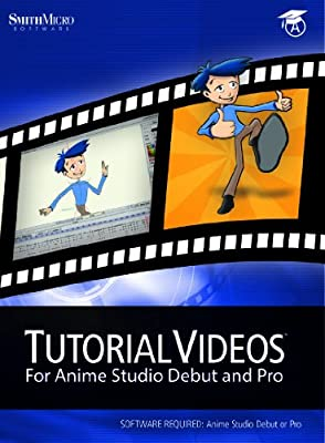 Anime Studio 9 Video Tutorials for Mac [Download]