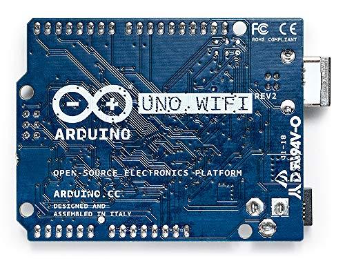Arduino UNO WiFi REV2 [ABX00021] by Arduino (Image #3)