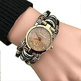 Nicebelle PQSZ Women's Belt Bracelet Watch; Female Watch; fashion watch, Bracelet watch; leather band watch