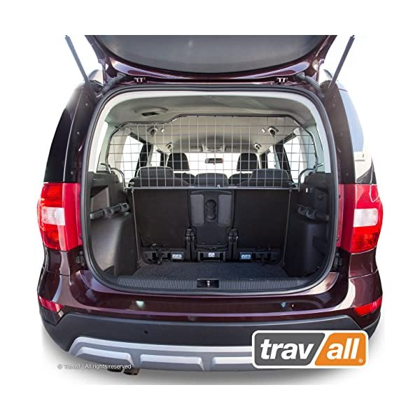Travall Guard TDG1248 - Vehicle-Specific Dog Guard 3
