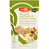 Linwoods Organic Milled Organic Flaxseed, Sunflower and Pumpkin Seeds, 425g
