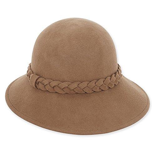 adora-womens-wool-felt-cloche-bucket-winter-hat-with-braid-accent-443-camel