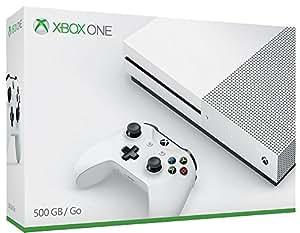 Console Xbox One S 500 Go [Importación Francesa]