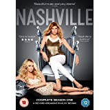 Nashville - Season 1 [DVD] [2012] by Connie Britton^Hayden Panettiere^Clare Bowen
