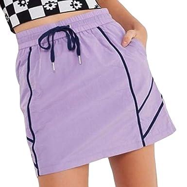 Sylar Falda Deportiva Faldas Mujer Cortas Verano Mini Falda con ...