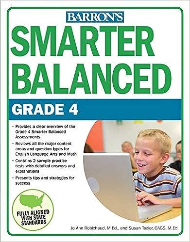 Smarter Balanced Grade 4 Descargar Epub Ahora