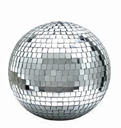 Eliminator Lighting Mirror Balls 12 inch mirror ball Mirror Ball by Eliminator Lighting